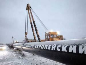 Gasdotto in Ucraina