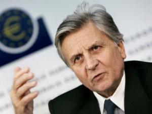 Il presidentre BCE, Jean-Claude Trichet