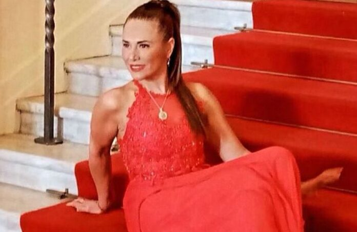 Valentina Canino, Lady Sanremo 2021