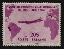 """Il francobollo """"Gronchi rosa"""""""